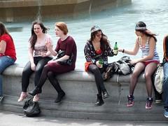 Pride London 2013 (Waterford_Man) Tags: gay boy party people girl lesbian women candid trafalgarsquare pride lgbt bisexual trans pridelondon2013