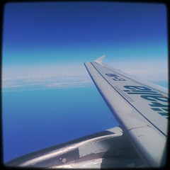 On the way to Sardinia