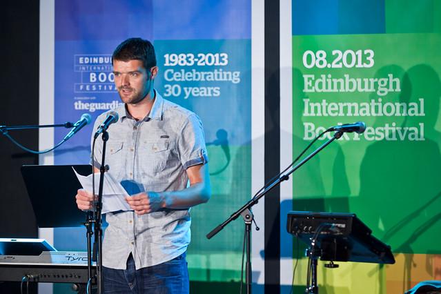 Billy Letford reads at Jura Unbound: Reel Iraq