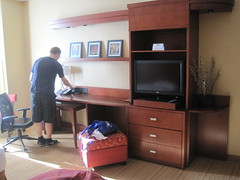 """Our hotel room, part 3 • <a style=""""font-size:0.8em;"""" href=""""http://www.flickr.com/photos/61091961@N06/9648748084/"""" target=""""_blank"""">View on Flickr</a>"""