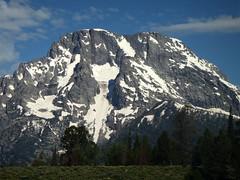 Mount Moran (venusian-weasel) Tags: mountain landscape glacier mountmoran grandtetonnationalpark