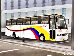 Dalin Bus Line GTA Bus Mod (JanStudio12) Tags: bus mod san andreas line gta dalin setra janmod