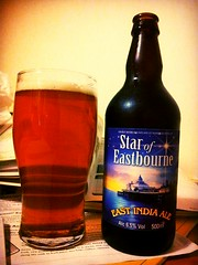 Star of Eastborne: Indian Pale Ale (UKSampler) Tags: beer ale lager flickrandroidapp:filter=none