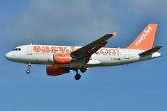 Airbus A319-100 Easyjet (EZY) G-EZDB - MSN 3411 (Luccio.errera) Tags: airbus msn tls easyjet ezy 3411 a319100 gezdb