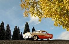 1955 Oldsmobile Super 88 Holiday Hardtop (JCarnutz) Tags: 1955 super88 oldsmobile diecast 124scale danburymint ilobsterit