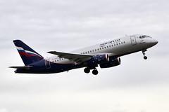 Aeroflot RA-89008, OSL ENGM Gardermoen