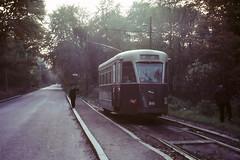 Once upon a time - Belgium - Seraing (railasia) Tags: belgium interurban sixties terminus stil seraing traminfra manrail