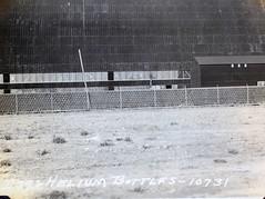 AL 10 Glen Bates Album Photo_000086 (San Diego Air & Space Museum Archives) Tags: hangar helium blimp goodyear akron airships lta akronohio akronoh goodyearzeppelin ussmacon airshiphangar airdock ussakron goodyearairdock dirigiblehangar heliumbottles heliumbottle