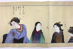 SDIM1379 - 2 (AkinoSasafune) Tags: woman japan  ornamental hairstyle edo hairpin