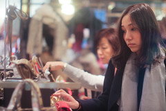 Blurry world of Rokkor-PG 58/1.2 (sanmai) Tags: japan kobe 12 rokkorpgsannomiya