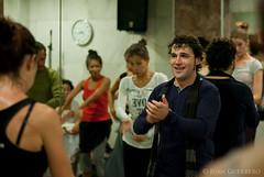Andrs Pea en clases (Manul Betanzos) Tags: de manuel flamenco baile sevilla flamenco escuela clases andrspea flamenco andrspea academia betanzos sevillanas sevillanas triana espaa