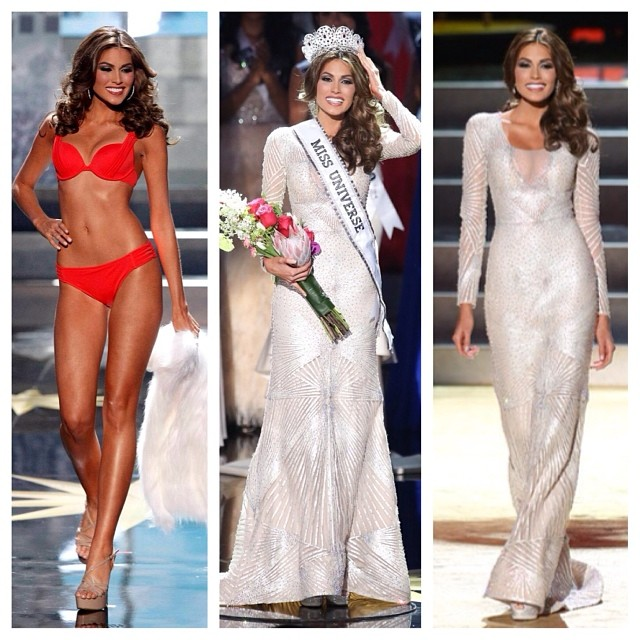 and again the Miss Universe 2013 #winner Miss Venezuela: Gabriela Isler in #moscow #russia #beautypageant #powerhouse #ig #sexy #eveninggown #swimsuit #elegant #stunning #trump #crown #mikimoto #missvenezuela