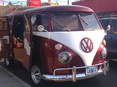 GRUVEE (Joe Mud) Tags: 2 bus vw volkswagen portland v type van hawthorne 1962 microbus vfront gruvee