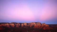 thatskytho (α RAINYNEPTUNUS ω) Tags: summer arizona sky sedona cliffs redrock desertsunset desertsky ciff arizonasky