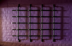 Grid (The New Motive Power) Tags: shadow sea wall fort military victorian solent portsmouth fixture fortress nomansland defence canon7d