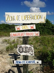 (tbsstwin) Tags: casa vida punta sur caribbean mujeres isla vaya