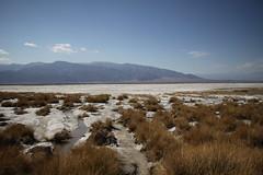 Honeymoon : Las Vegas to Mammoth Via Death Valley