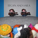 Tegan and Sara play Mochimochi Land