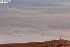 Saudi Arabia - Desert - High Walk To The Clouds (Sarah Al-Sayegh Photography | www.salsayegh.com) Tags: sunset people photography desert saudiarabia ksa الصحراء landscapephotography الغروب السعودية leefilters الرمال canon5dmark3 wwwsalsayeghcom sarahhalsayeghphotography infosalsayeghcom