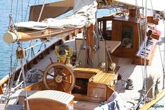 Barca35 (photoalfiero) Tags: ocean sea water boat barco sailing ship barcos liguria sails streetphotography nave sail sailboats vela navegar marinas veliero tirreno barchedepoca barcheavela tallschip lesignoredelmare lestradeparlanoimuriurlano