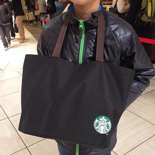 Starbucks Happy Bag 2014