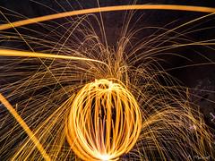 catching sparks (andi 11) Tags: lightpainting firepainting eberhardwolter flammenartistde