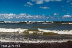 Lake Michigan (ericvaandering) Tags: lake water unitedstates michigan wave breakingwave lakechartertownship