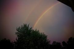 arcoiris (Ph Cindy Abdala) Tags: arcoiris doblearcoiris