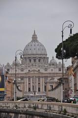 DSC_1007 Basílica di San Pietro (David Barrio López) Tags: italy roma nikon italia vaticano sanpietro castillo castel castelsantangelo santangelo d90 ciudadeterna nikond90 davidbarrio viadellaconciliazone davidbarriolópez