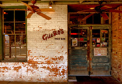 Taco Bar (josboyer) Tags: austin texas güeros