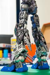 DSC_0123 (KayOne73) Tags: anime macro lens toy toys japanese robot model nikon nu amuro mg plastic f micro figure rey 28 mm nikkor gundam 60 ka mecha afs ver bandai 1100 gunpla plamo d600 katoki rx93