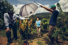 Filming the Story (USAID's Development Credit Authority) Tags: usaid peru chocolate cocoa dca cacao developmentcreditauthority
