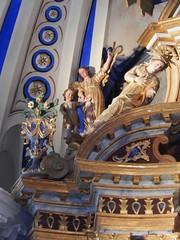 Dtail, glise Saint Nicolas de Myre (1725-1729), Saint Nicolas de Veroce, commune de Saint Gervais-les-Bains, Haute-Savoie, Rhne-Alpes, France. (byb64 (en voyage jusqu'au 09-10)) Tags: france alps church alpes painting frankreich europa europe iglesia kirche eu chiesa igreja baroque tableau alpi francia 74 glise barocco ue frenchalps saintnicolas hautesavoie savoia rhnealpes igrexa baroco altasavoia artbaroque saintgervaislesbains altasaboya rodanoalpi saintnicolasdevroce rdanoalpes