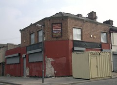 "Shanks Bar, Anfield, Liverpool • <a style=""font-size:0.8em;"" href=""http://www.flickr.com/photos/9840291@N03/12211532676/"" target=""_blank"">View on Flickr</a>"