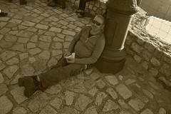 Angelo Michele Luciano-San Giorgio Morgeto RC (aresscc) Tags: italy nikon san italia amici rc bianco calabria bew biancoenero giorgio febbraio 2014 anziano aspromonte sangiorgiomorgeto d7100 morgeto angelomicheleluciano