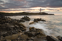 Faro da Rasca Lighthouse (Philip Blair's Photos) Tags: sunrise de faro island long exposure tenerife canaries lighthhouse rasca