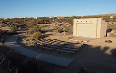 Cottonwood Campground amphitheater (Joshua Tree National Park) Tags: family camping nationalpark picnic joshuatree cottonwood program amphitheater campground joshuatreenationalpark