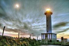 Luz del ocaso (Trenero EFC) Tags: sunset españa lighthouse night faro noche twilight long exposure asturias crepusculo ocaso hdr lastres exposicion larga