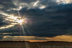 _DSC0063 (#Charlie Didier Bonnette Photographies) Tags: sunset france d50 landscape nikon didier nuages iledefrance franais coucherdesoleil vexin bonnette