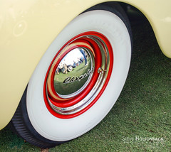 Whitewall (Steve Holsonback) Tags: california beach monterey pebble peninsula concours delegance