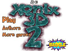 札尼克斯3D 2(Xonix 3D 2)