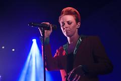 La Roux @ Conway Hall (Something For Kate) Tags: uk music london 50mm la hall nikon unitedkingdom conway live gig jackson bloomsbury gb roux elly laroux conwayhall f14g d5300 ellyjackson lastfm:event=3878718