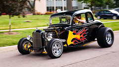 Old School Hot Rod