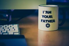 I'am your father (Krynowek Eine) Tags: star julian mac viviana gift mug wars taza regalo iamyourfather