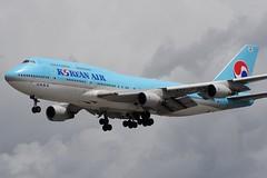 Korean Air Boeing 747-4B5 HL7460 (CharlieOscar98) Tags: airport air korean boeing yvr 747