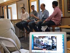VC Panel at OATV