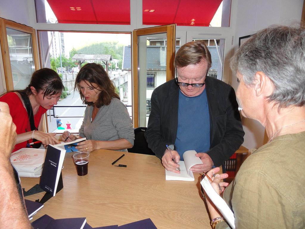 rencontres littéraires en pays de savoie Beauvais