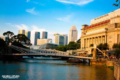 travel photography singapore spot tourist sights