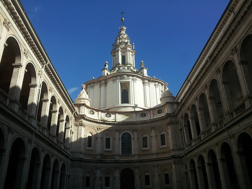 Eglise à Rome