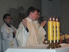Msza św. księdza Łukasza Szymanowskiego